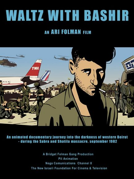Waltz With Bashir - Watch it online for free!