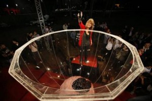 Largest Wine Glass in Lebanon - Reuters